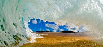 Au creux de la vague