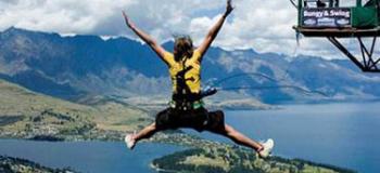 Les dix meilleurs sauts à l'élastique au monde