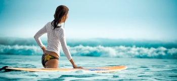 Surfing is good for you !