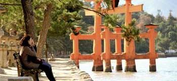 A faire – le sanctuaire de Miyajima