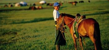 A faire : Parcourir les steppes mongoles à cheval